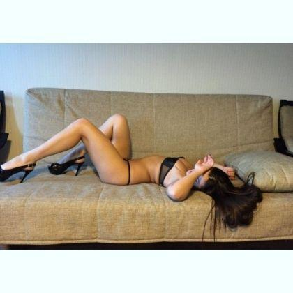 First time beautiful charnee escort Siv Hanne Melun